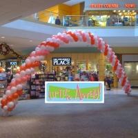 Fun Arch | Up, Up & Away!