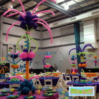 Funky Centerpiece | Up, Up & Away!