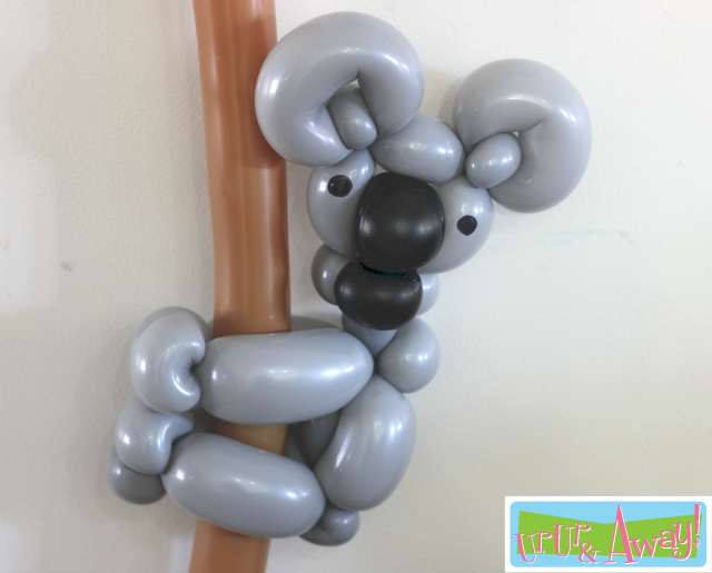 Balloon Koala | Up, Up & Away!