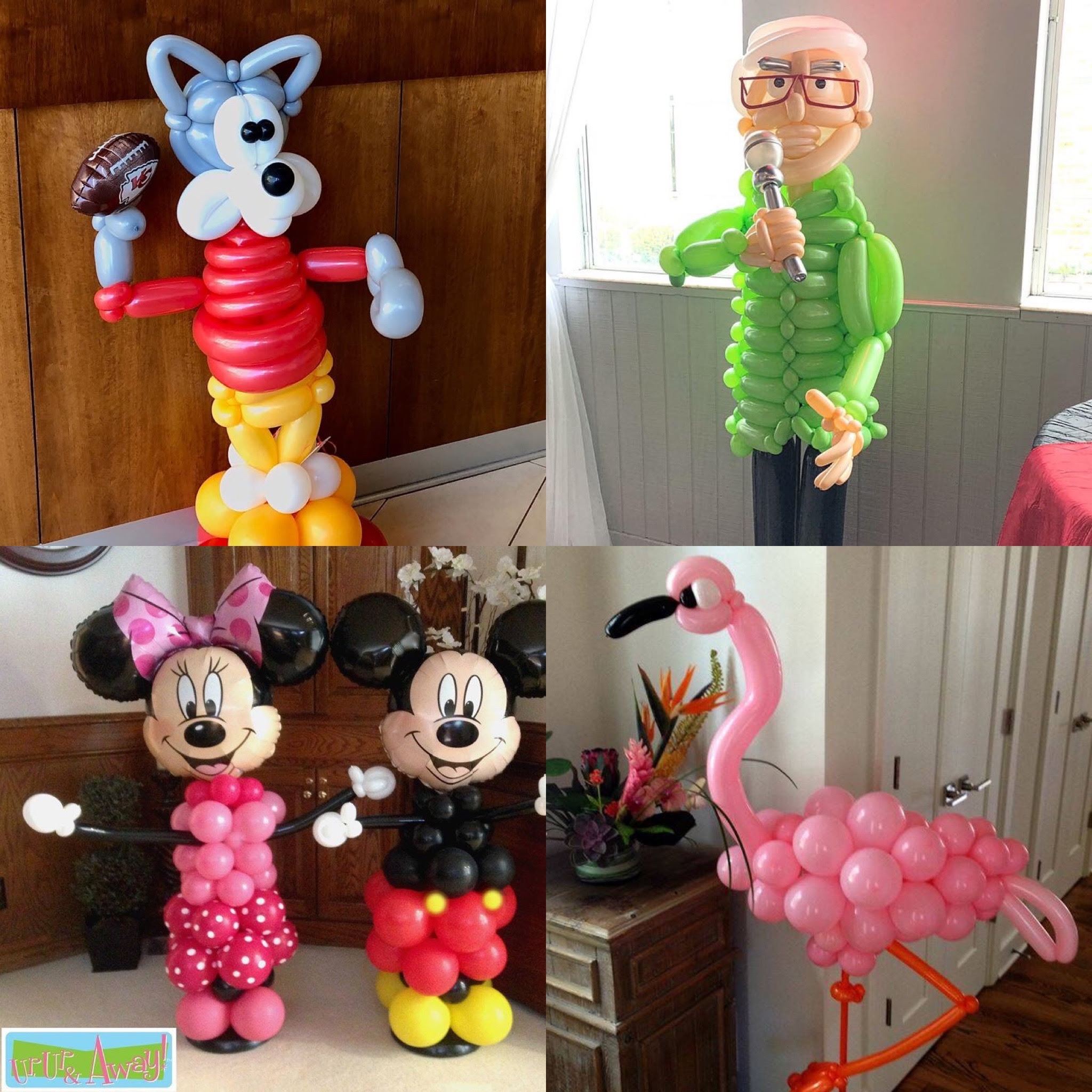 Up, Up & Away! Custom Balloon Sculptures Kansas City