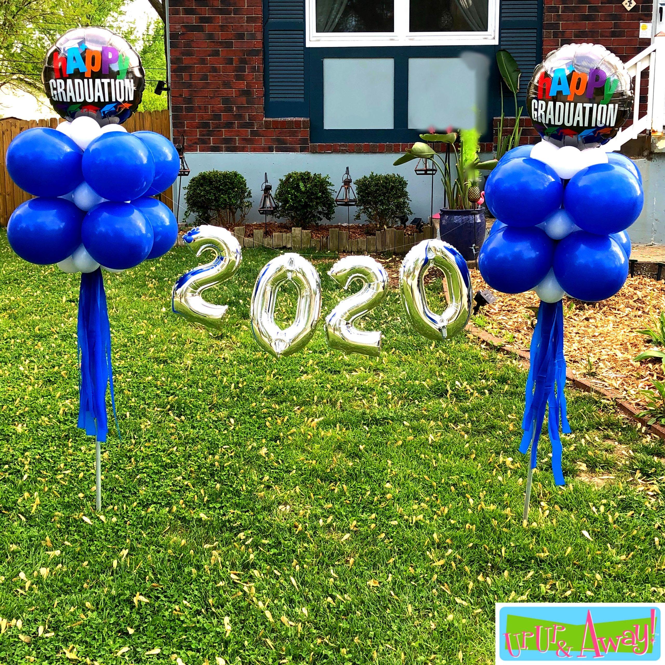 Graduation Banner | Up, Up & Away! Balloons