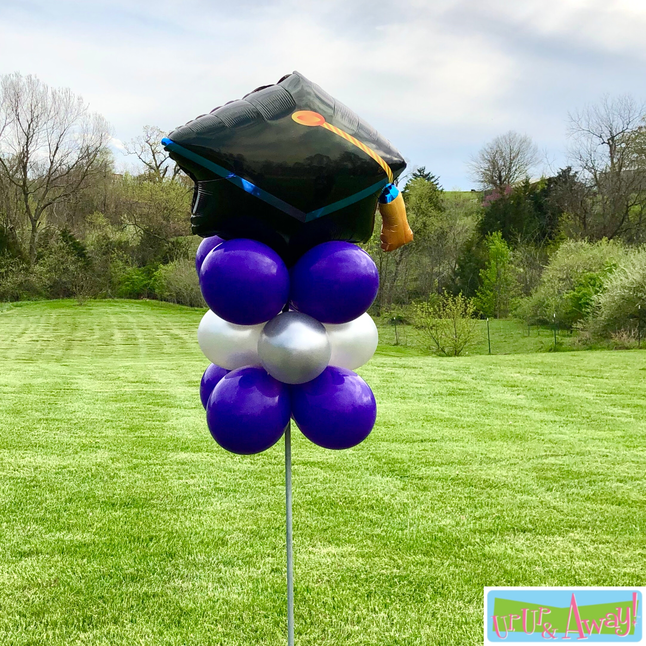 Graduation Cap | Up, Up & Away! Balloons