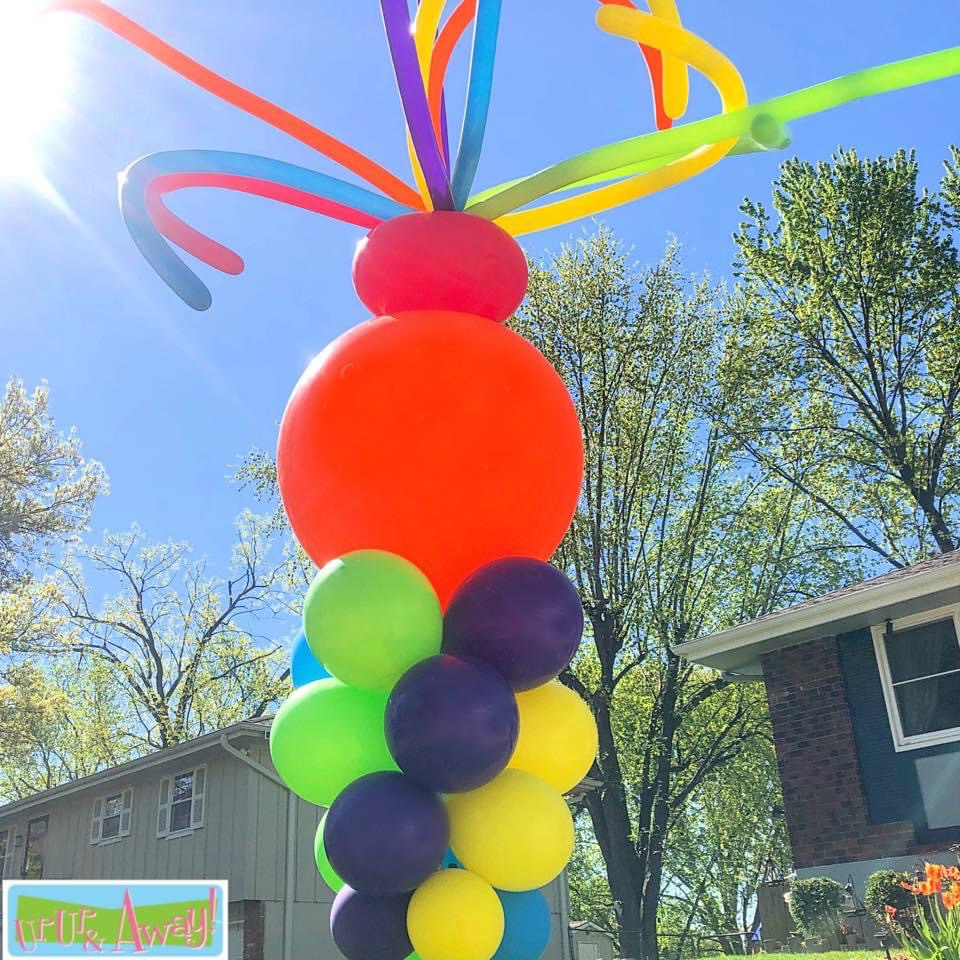 Giggles | Up, Up & Away! Balloons