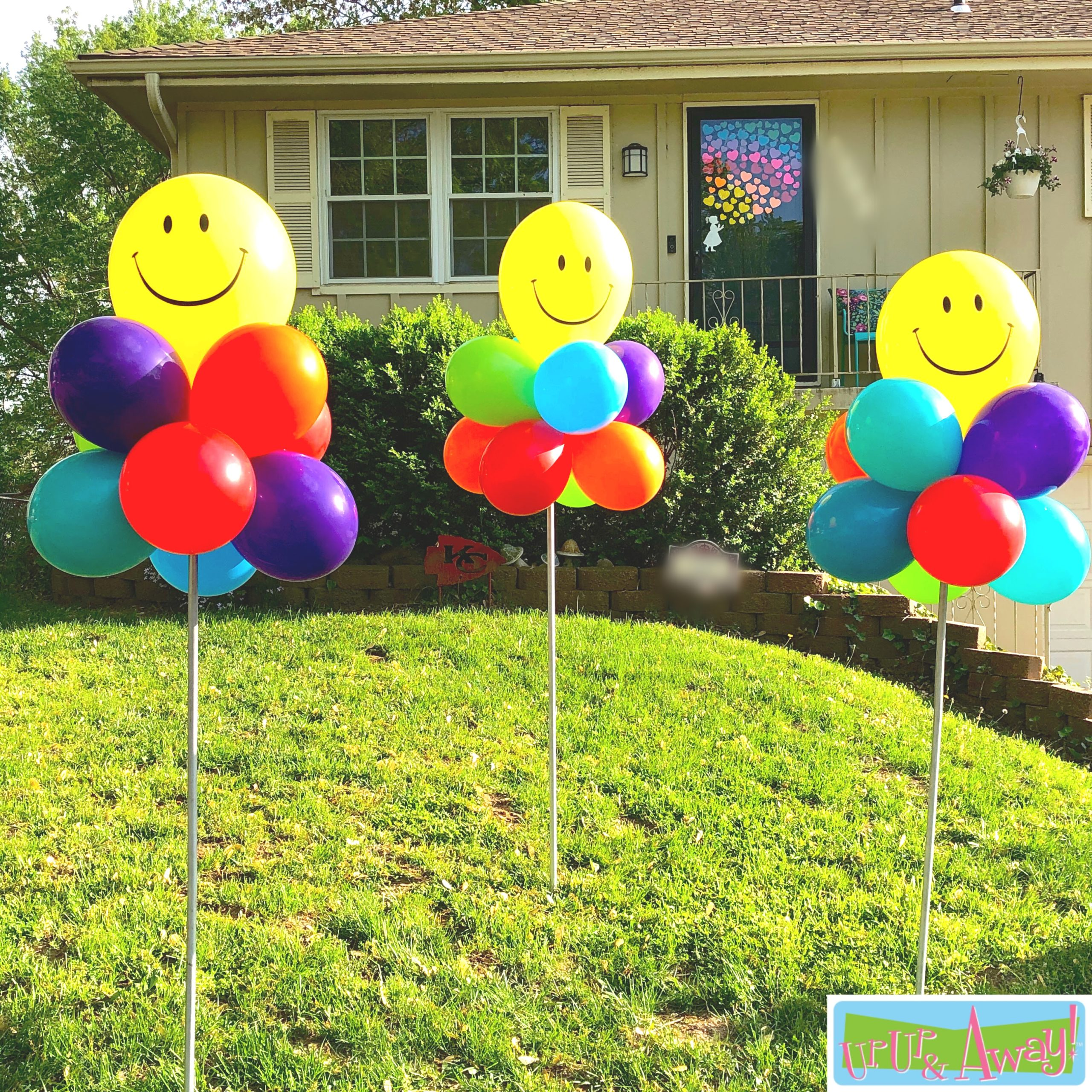 Send a Smile | Up Up & Away! Balloons